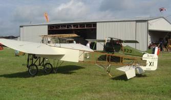 1909 reproduction Bleriot XI