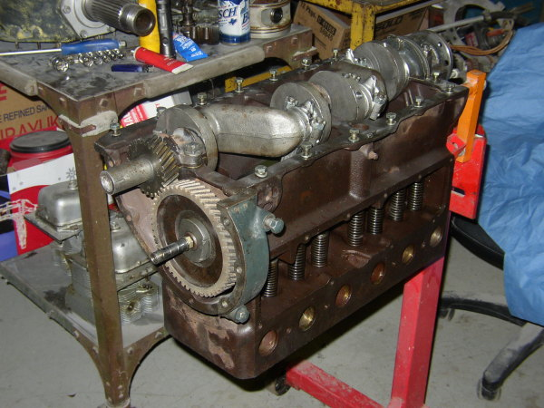 Ford Model A Engine for Pietenpol Sky Scout