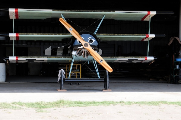 Fokker Dr.I Triplane reproduction