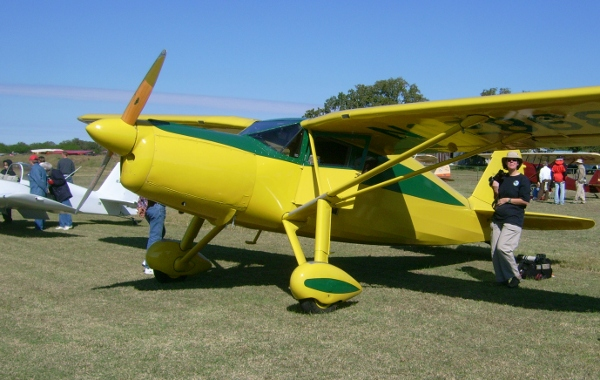 Fairchild 24 guest airplane