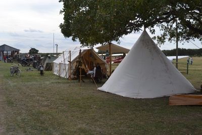 Period encampment
